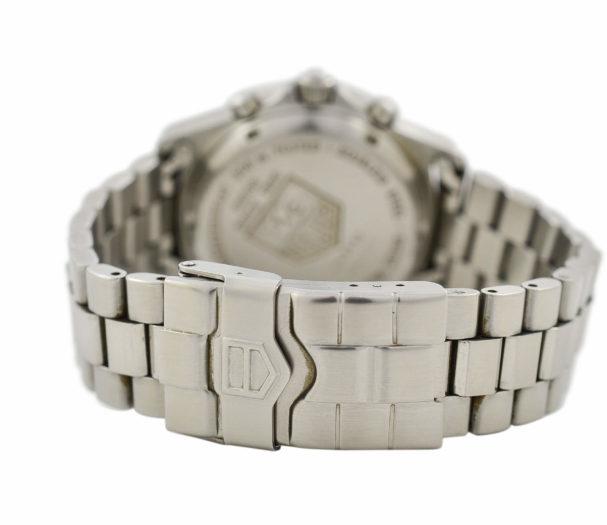 Tag Heuer 2000 Series CK1112 Quartz Chronograph Gents Watch