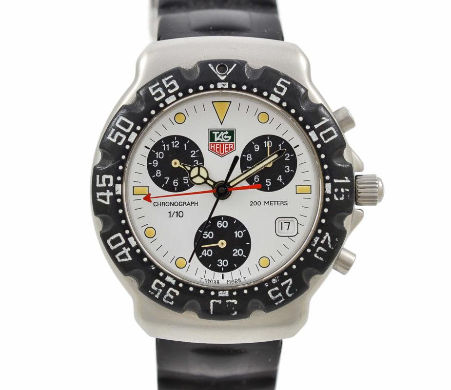 Tag Heuer F1 Chronograph CA1212-R0