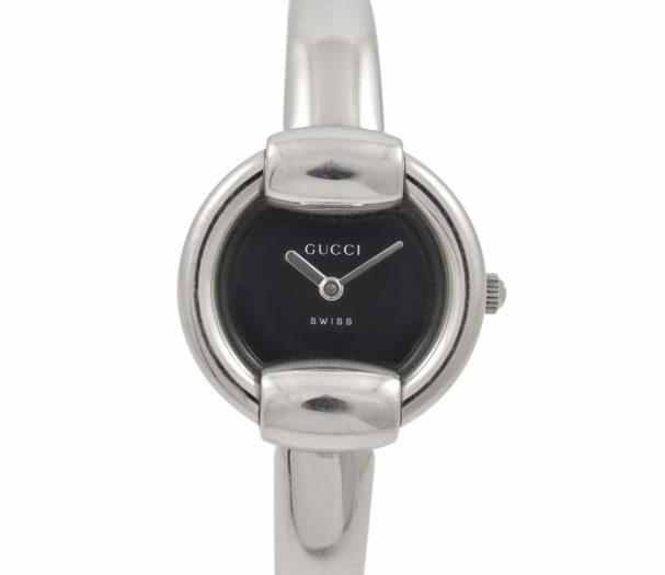 Vintage Gucci 1400L Quartz Stainless Steel Ladies Watch