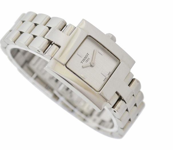 Tissot Model L730K Stainless Steel Quartz Ladies Watch