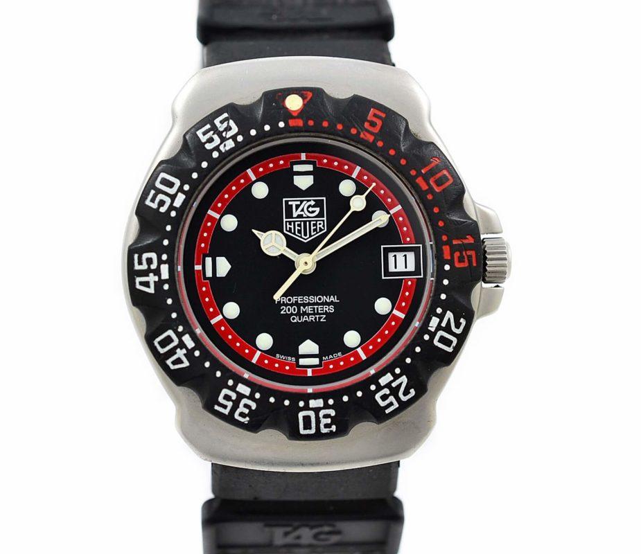 Tag Heuer Formula 1 Series WA1214