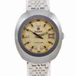 Vintage Rado Diastar Stainless Steel Automatic Ladies Watch