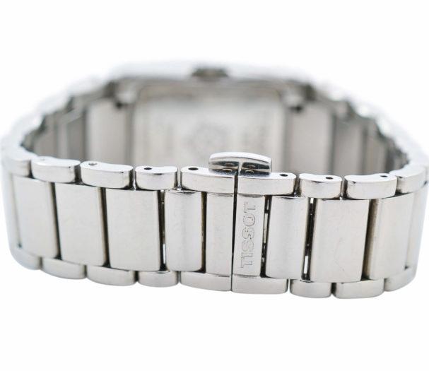 Tissot Model T007309A Stainless Steel Quartz Ladies Watch