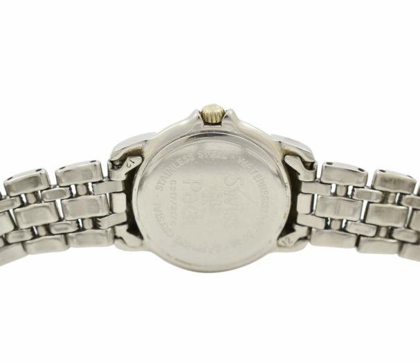 Vintage Tissot Ballade C217/317C Bi-Metal Steel Quartz Ladies Watch