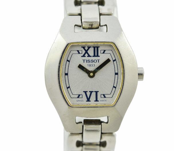 Vintage Tissot G343 Stainless Steel Quartz Ladies Watch