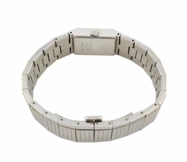 Tissot L630.110 Stainless Steel Quartz Ladies Bangle Watch