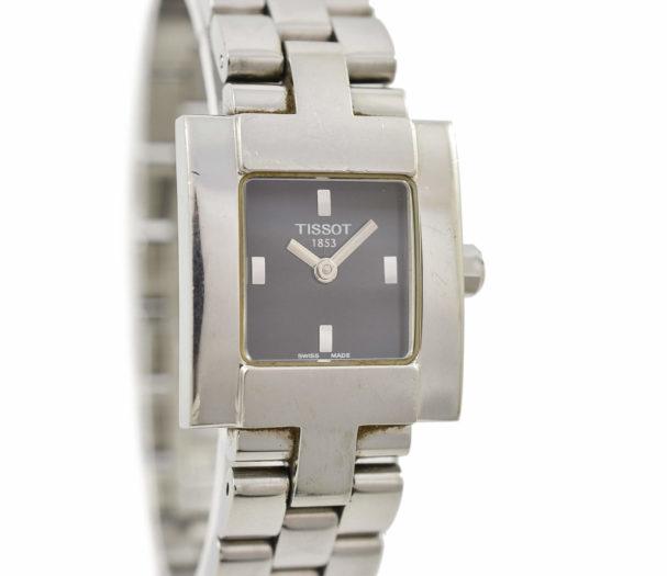 Vintage Tissot Model L730K Stainless Steel Quartz Ladies Watch
