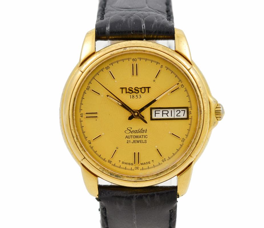 Tissot 1980s Seastar
