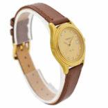 Vintage Tissot PR 50 Quartz Gold Plated Ladies Watch