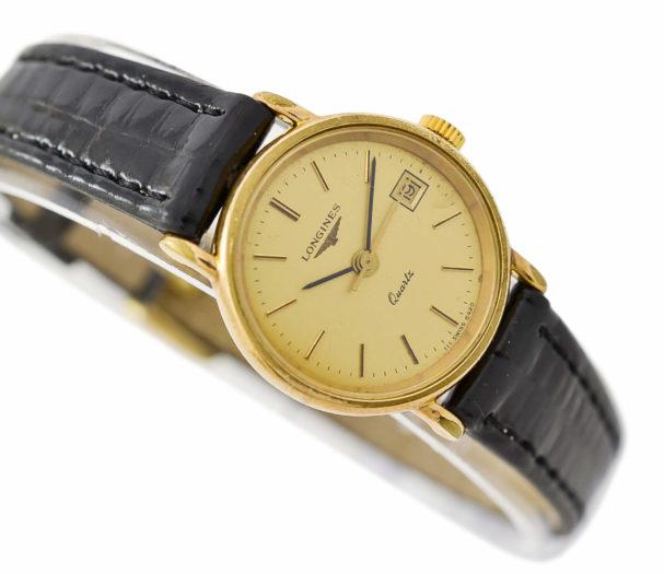 Vintage Longines Swiss 6420 Quartz Ladies Watch