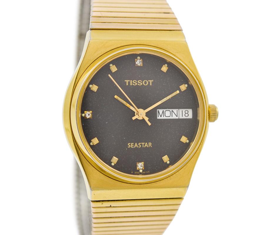 Tissot 1970s Seastar