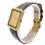 Vintage Rado Quartz 129.3311.2 Bi-Metal Midsize Watch