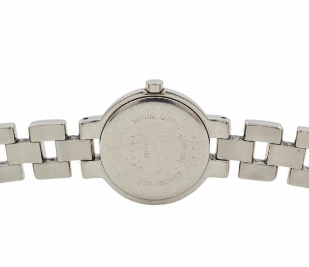 Vintage Tissot Model G330K Stainless Steel Quartz Ladies Watch