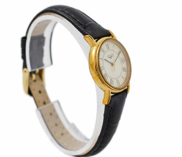 Vintage Longines Swiss L4.136.2 Quartz Ladies Watch