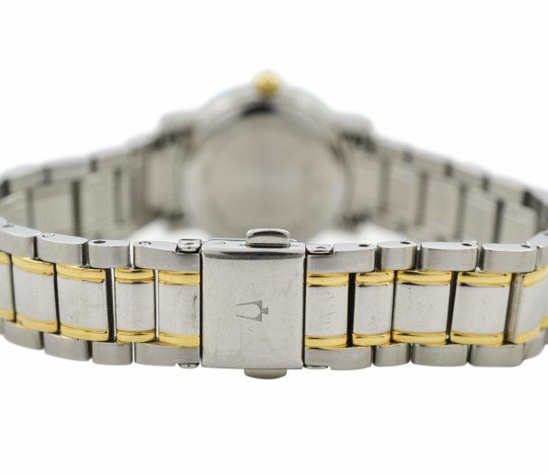 Bulova Classic Collection Quartz Steel Bi-Metal Ladies Watch