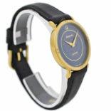 Vintage Bulova 8304042 Quartz Gold Plated Midsize Watch