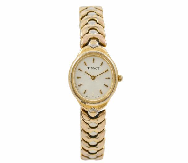 Vintage Tissot Quartz Gold Plated Ladies Watch