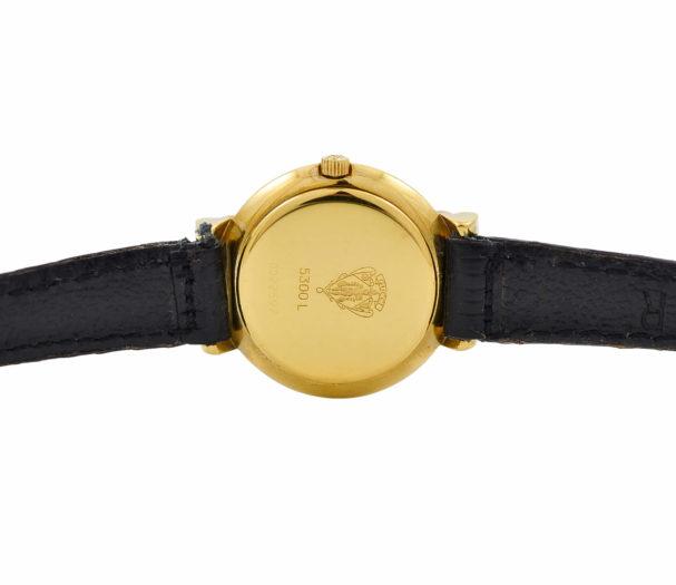 Vintage Gucci 5300L Quartz Gold Plated Ladies Watch