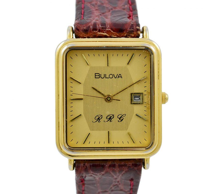Bulova 1990 RRG Quartz