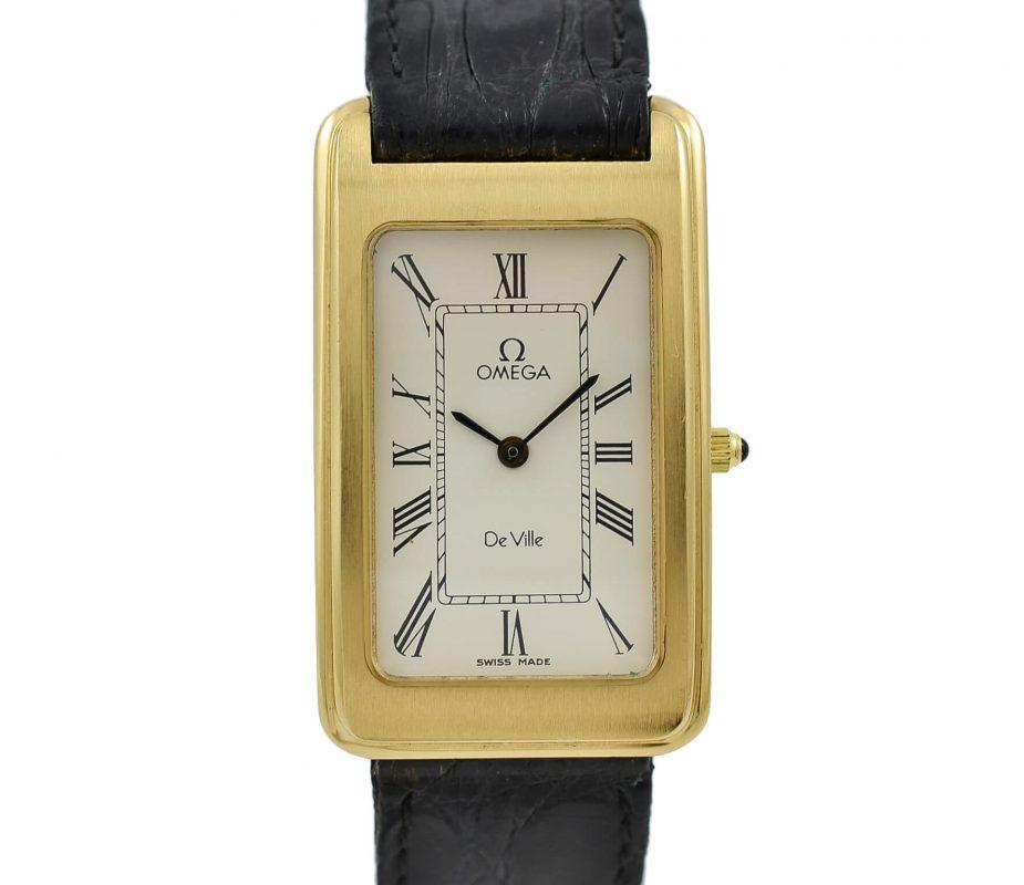 Omega 1985 De Ville Cal.1455