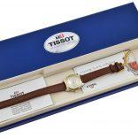 Vintage Tissot PR 50 J326/426K Steel Bi-Metal Quartz Ladies Watch