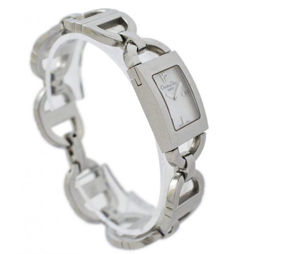 Christian Dior Malice Stainless Steel Ladies Quartz Watch