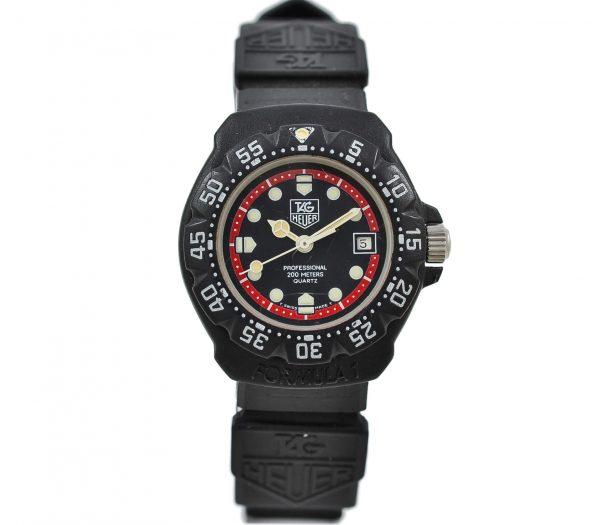 Vintage Tag Heuer F1 Series Quartz 383.508 Ladies Watch