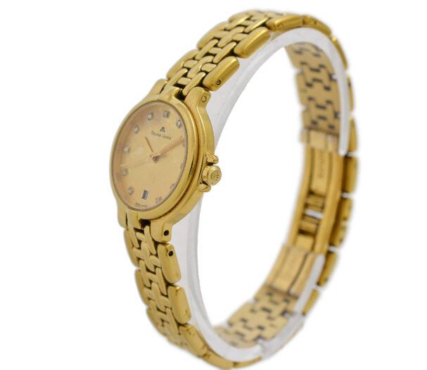 Vintage Maurice Lacroix Calypso 79636 Quartz Ladies Watch