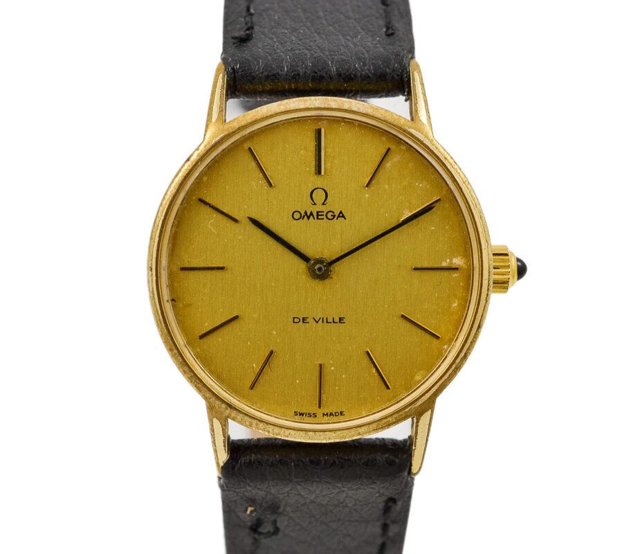 Omega 1972 De Ville Cal.625