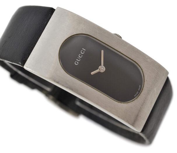 Vintage Gucci 2400L Quartz Stainless Steel Ladies Watch 1910