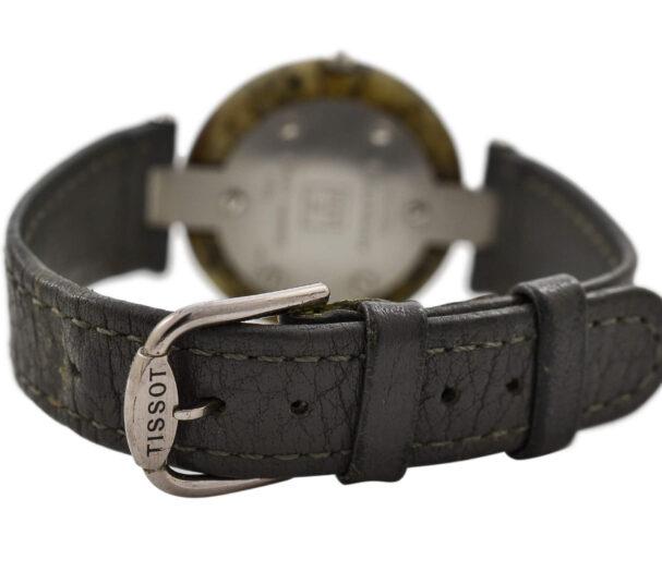 Vintage Tissot Rock Watch R151 Speckled Granite Midsize Quartz Watch