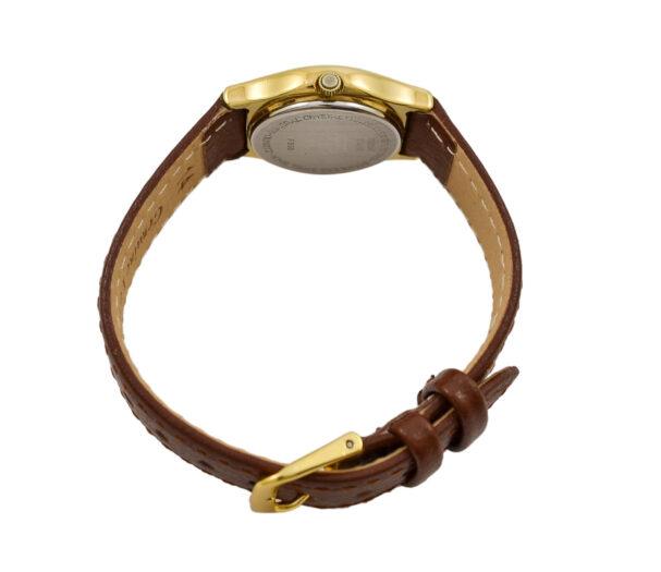 Vintage Tissot Moonroller Gold Plated Ladies Quartz Watch