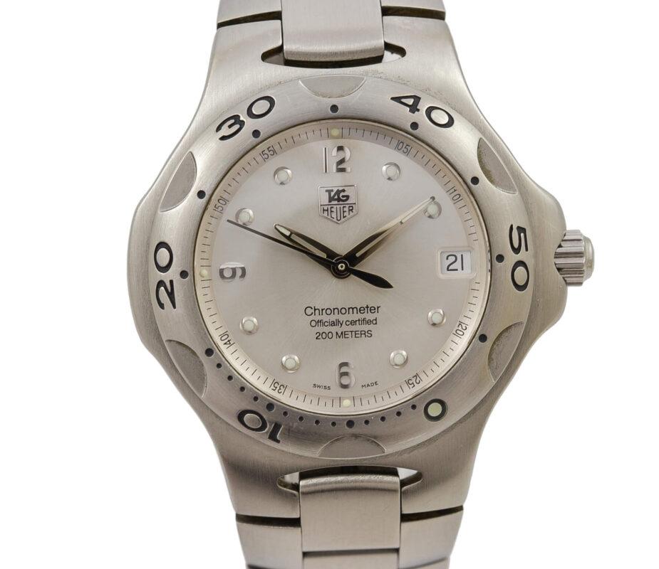 Tag Heuer Kirium Chronometer WL5110-0