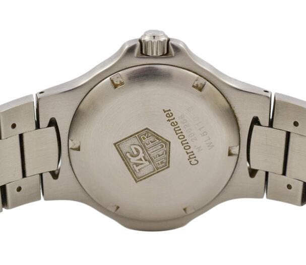 Tag Heuer Kirium Chronometer Professional WL5110-0 Quartz Gents Watch 1924