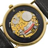Vintage Omega De Ville Cal.1378 Quartz Gold Plated Midsize Watch 1925
