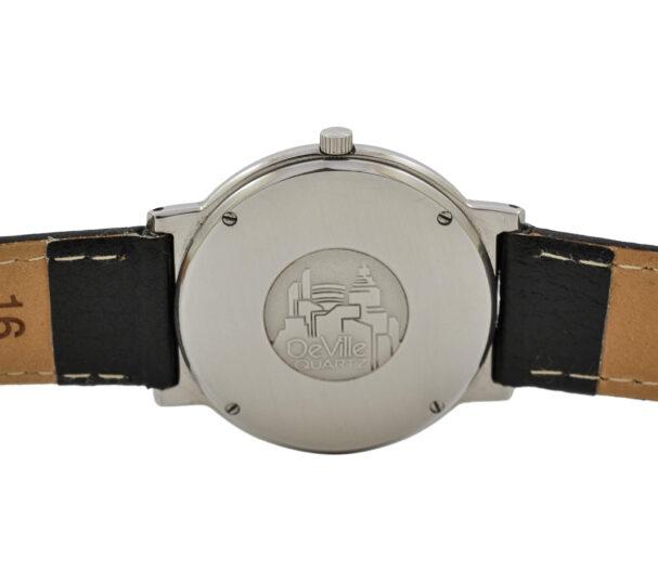 Vintage Omega De Ville Cal.1430 Quartz Stainless Steel Midsize Watch 1934