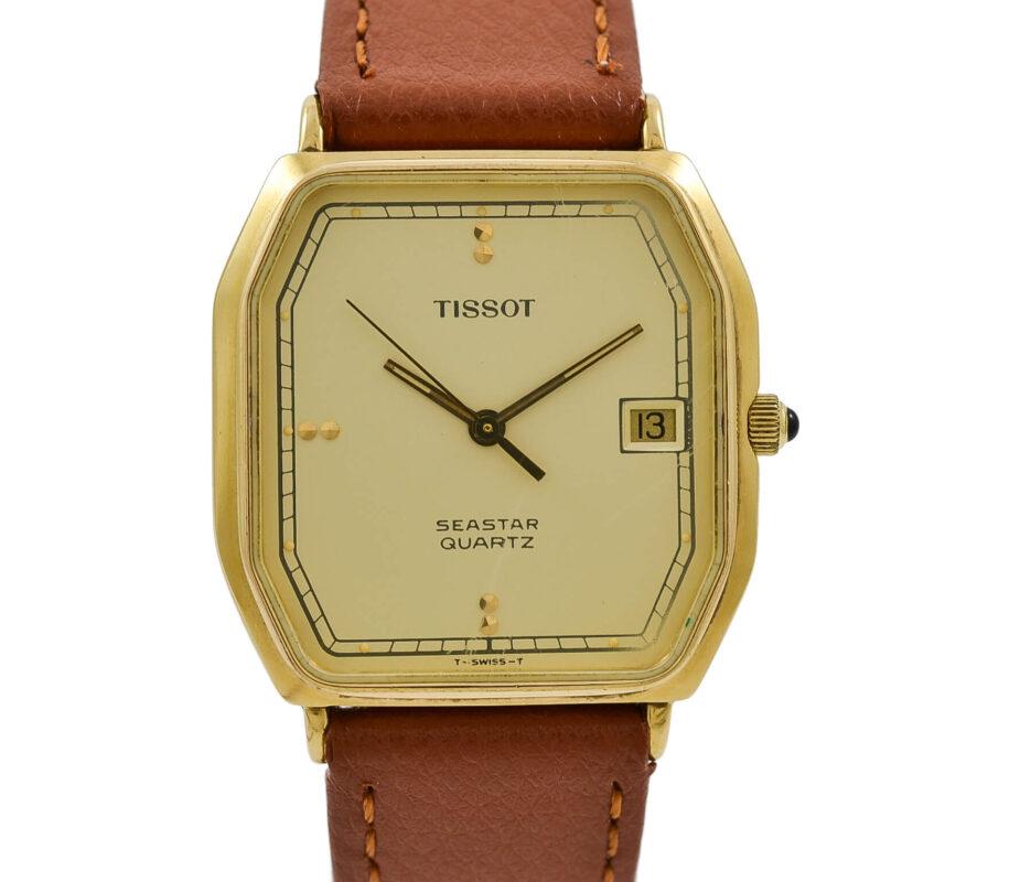 Tissot 1980s Seastar Quartz