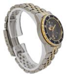 Vintage Tag Heuer 1000 Series 925.208H Quartz Bi-Metal Steel Ladies Watch