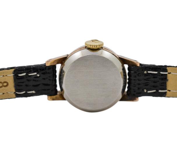 Vintage Omega De Ville Cal.484 Manual Wind Gold Plated Ladies Watch