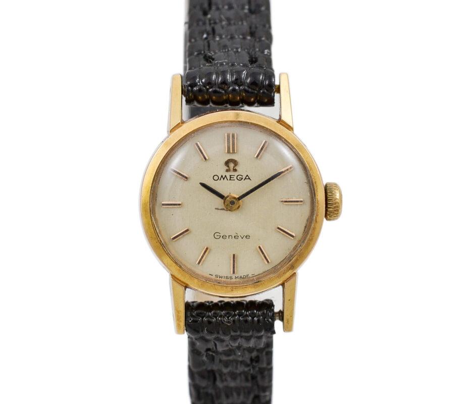 Omega 1960s De Ville Cal.485