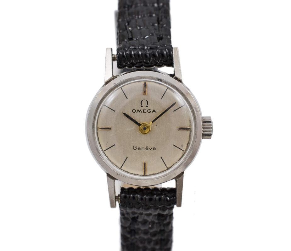 Omega 1960s Geneve Cal.485