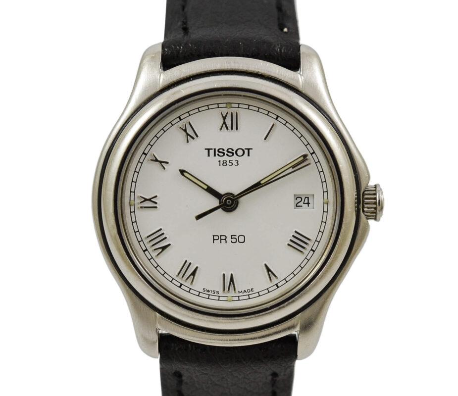 Tissot PR 50 Roman Numerals