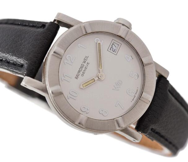 Raymond Weil Parsifal W1 3000 Quartz Steel Ladies Watch