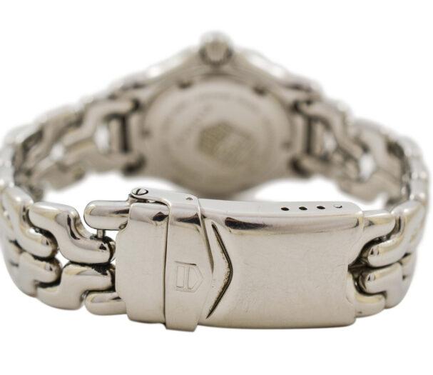 Vintage Tag Heuer S/el Series WG1310-2 Quartz Ladies Stainless Steel Watch 1997