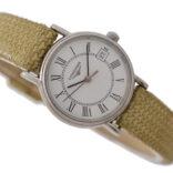 Vintage Longines Le Classique L.4.220.4 Quartz Ladies Steel Watch