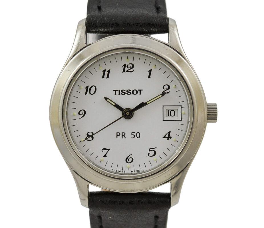 Tissot PR 50 Arabic Markers
