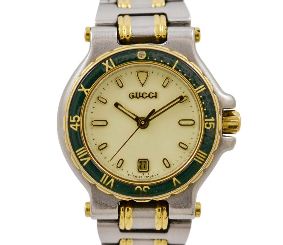 Gucci 9700L Swiss Quartz