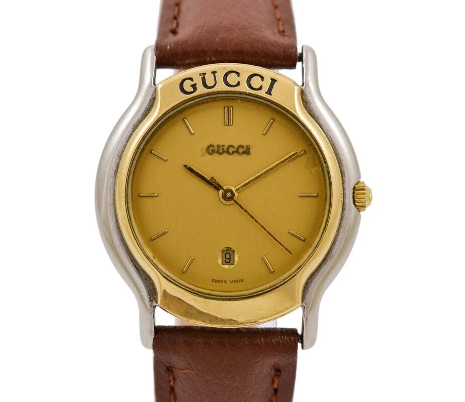 Gucci 8000L Swiss Quartz
