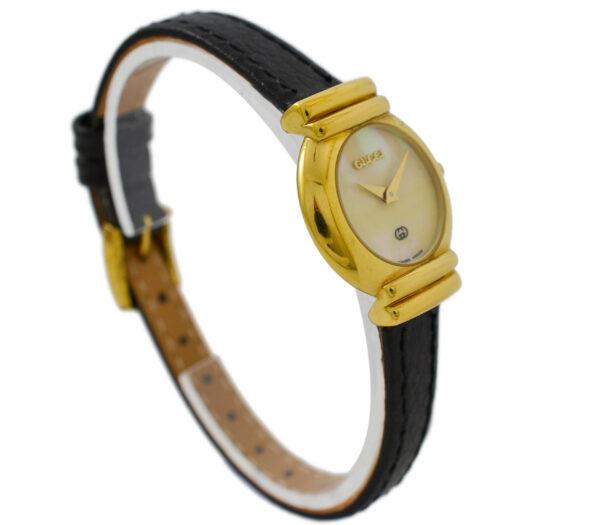 Vintage Gucci 5300L Quartz Gold Plated Ladies Watch 2016