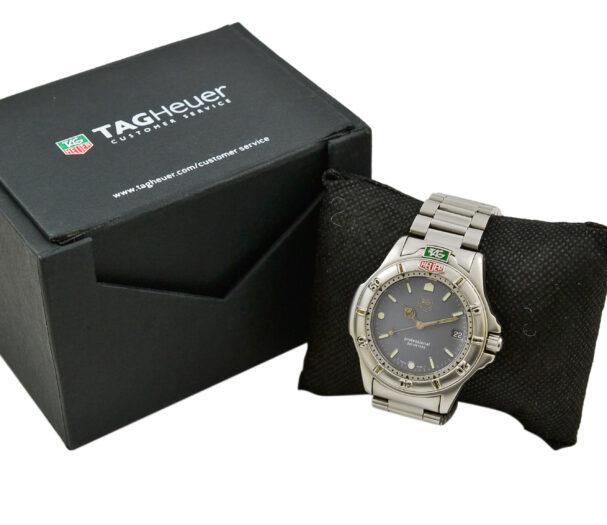 Vintage Tag Heuer 4000 Series 999.206A Quartz Gents Watch 2022